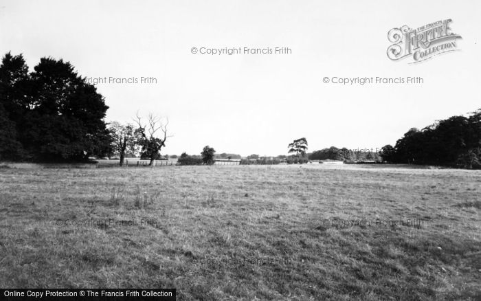Photo of Green Hammerton, The Green c.1965