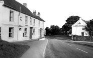 Green Hammerton, the Post Office c1965