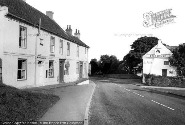 Photo of Green Hammerton, the Post Office c1965