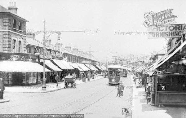 Photo of Green Street Green, c.1905