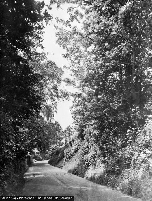 Photo of Green Street Green, Downe Road c.1955