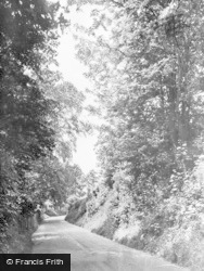 Downe Road c.1955, Green Street Green