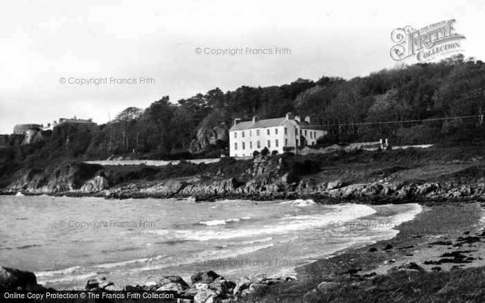 Photo of Greencastle, Manor Guest House c.1960