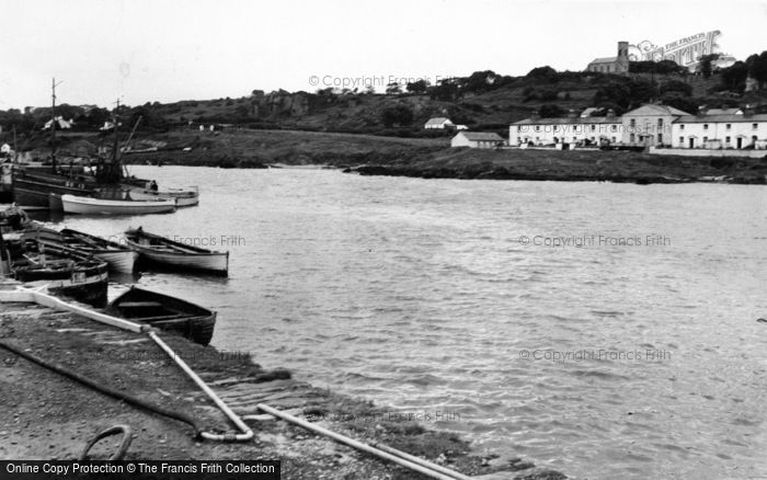 Photo of Greencastle, The Harbour c.1960