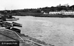 Greencastle, The Harbour c.1960