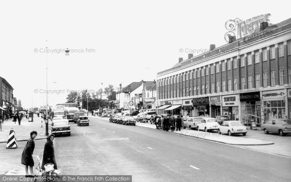 Photo of Greenford, Greenford Road c.1965