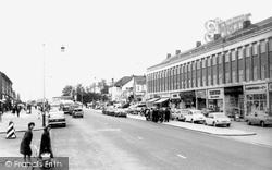 Greenford, Greenford Road c.1965