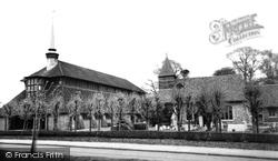 Greenford, Holy Cross Churches c.1955