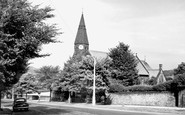 Greengates, The Church c1955