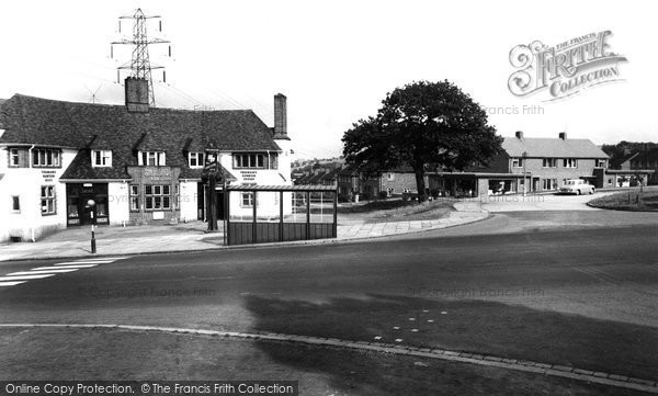 Greengates, Oddfellows Arms c1955