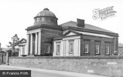 Greenlaw, The Town Hall c.1935