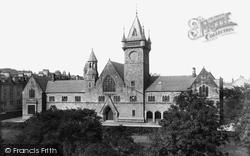 Greenock, Academy 1904