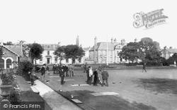 Greenock, Ardgowan Bowling Green 1904