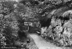 Greenock, Auch Mountain Glen 1904
