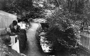 Greenock, Auch Mountain Well 1904