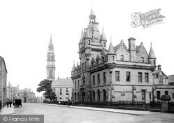 Greenock, Court House 1897