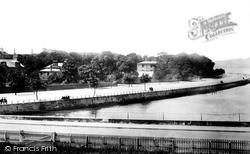 Greenock, Esplanade 1897