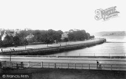 Greenock, Esplanade 1904