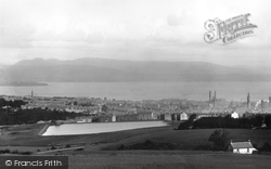 Greenock, From The Cut 1904