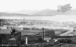 Greenock, From Whinhill 1899