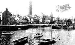 Greenock, Harbour 1904