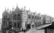 Greenock, Holmscroft School 1904