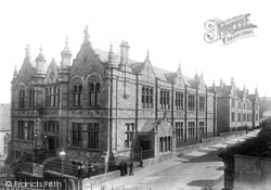 Greenock, Holmscroft School 1904