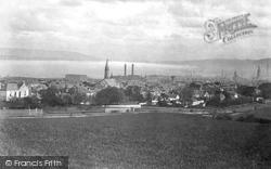 Greenock, Lyle Road 1899