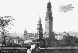 Greenock, Municipal Buildings 1897