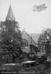 Greenock, Old West Kirk 1899