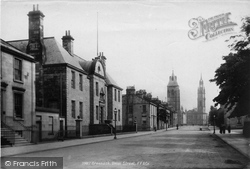 Greenock, Union Street 1897