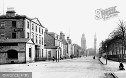 Greenock, Union Street 1899
