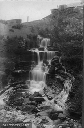 Greenock, Waterfall 1904
