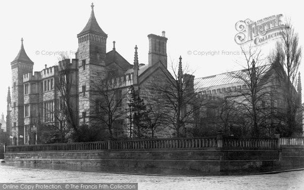 Photo of Greenock, Watt Institute 1899