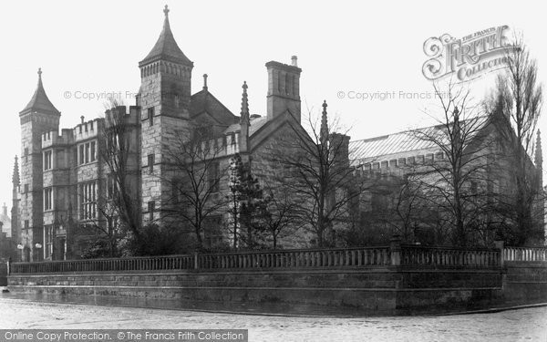 Photo of Greenock, Watt Institute 1899, ref. 43403