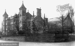 Greenock, Watt Institute 1899