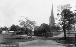 Greenock, Well Park 1904