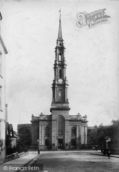 Greenock, West Parish Church 1904