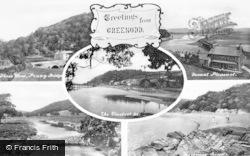Greenodd, Composite c.1920