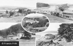 Greenodd, Composite c.1960