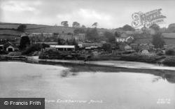 From Leckbarrow Point c.1960, Greenodd