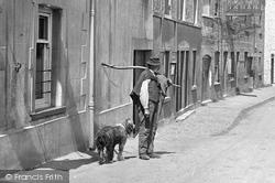 Greenodd, Heading Home 1921