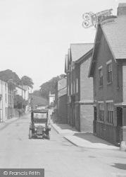 Greenodd, Main Street 1921