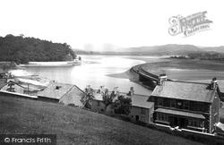 Greenodd, The Leven Estuary 1921