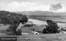 The Leven Estuary c.1960, Greenodd