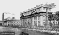 Greenwich, the Royal Naval College and Riverside Walk 1951