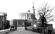 Greenwich, the Royal Observatory c1960