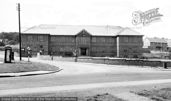 Photo of Grenoside, Council Offices 1953