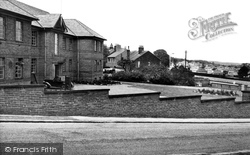Council Offices c.1955, Grenoside