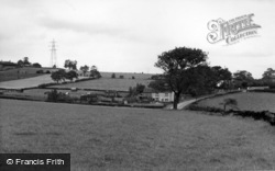 Jawbone Hill View c.1955, Grenoside